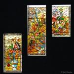 Stairway Triptych - by unidentified designer
