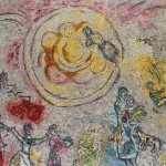 Four Seasons - By Marc Chagall