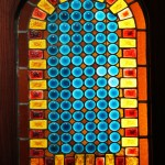 Round Headed Window –  by John La Farge