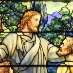 Christ and the Apostles - by Tiffany Glass & Decorating Company