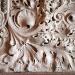 Decorative plaster, Auditorium theater