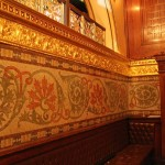 Mosaics, Auditorium Theater