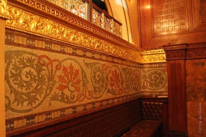 Mosaics, Auditorium Theater