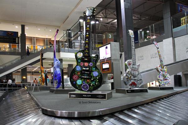 Guitartown Austin Art Project