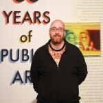 Nathan Mason, Curator of the Exhibition