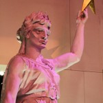 Goddess of Liberty - Texas State Capitol building