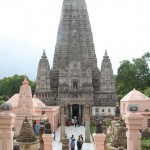 Mahabodhi Temple Complex:/ Bihar /  UNESCO World Heritage Site