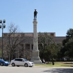 Hood's Texas Brigade - by Pompeo Coppini  [Erected 1910 by surviving comrades and friends]