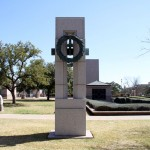 World War II Memorial [Erected and dedicated 2007 by the Texas World War II Memorial Committee in cooperation with the State Preservation Board. ]