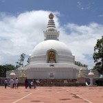 World Peace Pagoda, Rajgir / Bihar