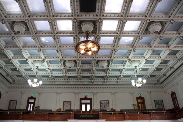 Texas Senate Chamber / Texas State Capitol