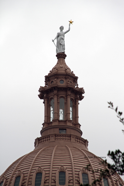 Goddess of Liberty / Texas State Capitol