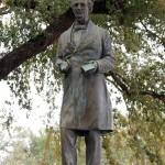 Jefferson Davis - by Pompeo Coppini