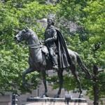 Brigadier General Count Casimir Pulaski..
