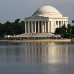 Thomas Jefferson Memorial..