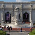 Christopher Columbus Memorial Fountain, by Lorado Taft