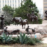 Tejano Monument [Erected 2012 by the Tejano Monument, Inc.]