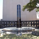 Texas Peace Officers Memorial [Erected 1999 by the Texas Commission on Law Enforcement in cooperation with the State Preservation Board.]
