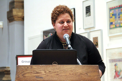 Michelle T. Boone Commissioner DCASE at the City of Chicago