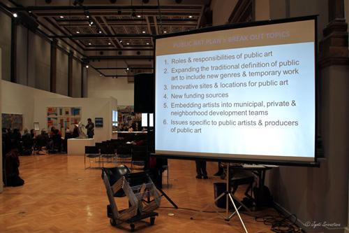 Public Art Plan Break Out Topics