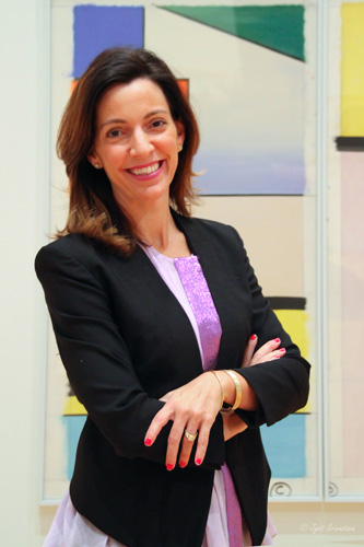 Carolina Garcia Jayaram, CEO of USA