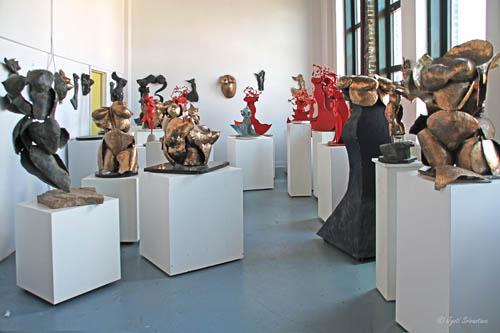 2010: Ruth Migdal Studio