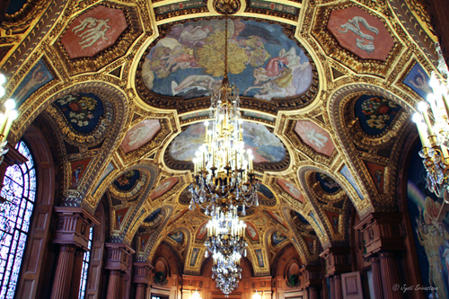The Grand Reception Hall at Elks Memorial