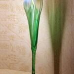 Flower-form vase