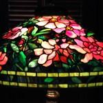 Peony Lamp / 1903-05