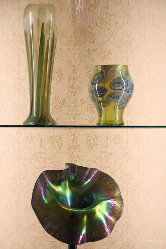 Tiffany Vases