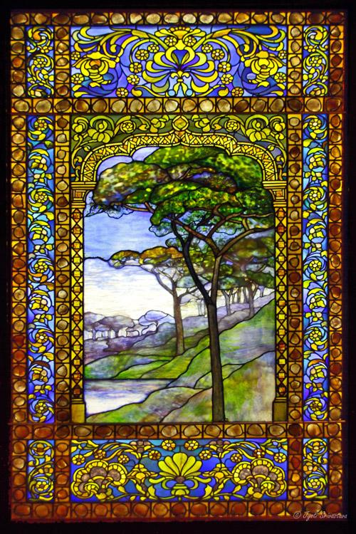 Landscape Window / 1893-1910