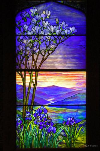 River of Life Window / 1902