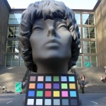 The Character and Shape of Illuminated Things – by Amanda Ross-Ho / MCA Chicago Plaza Project
