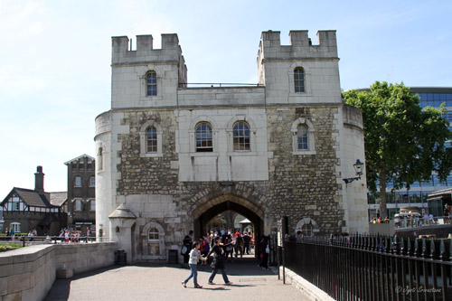 Tower of London - Middle Tower