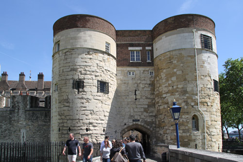 Tower of London - Byward Tower