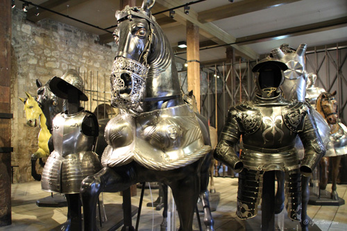 Tower of London - White Tower - Royal Armours