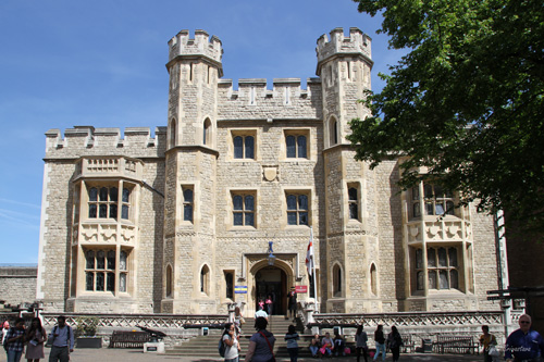 Tower of London - Fusiliers Museum