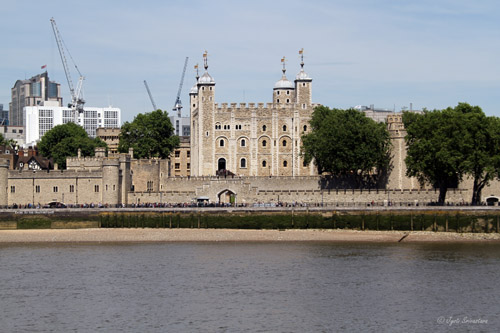 The Tower of London - A UNESCO World Heritage Site