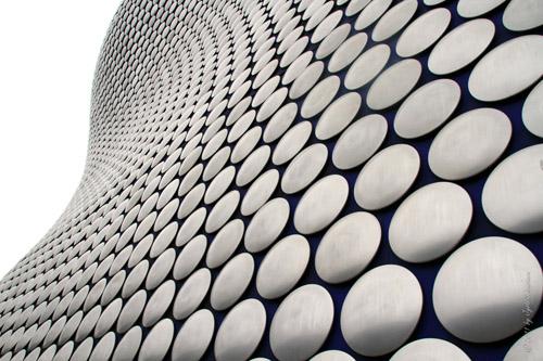 Selfridges Building, Birmingham, UK.