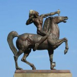 The Bowman and The Spearman – by Ivan Mestrovic / B.F.Ferguson Fund