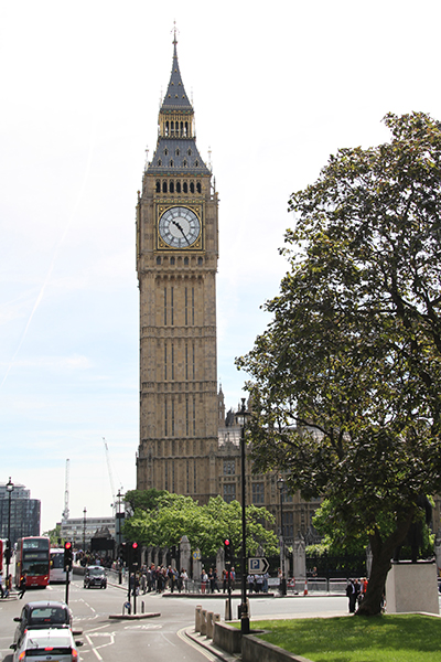 Elizabeth Tower / Big Ben / Palace of Westminster
