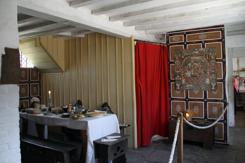Shakespeare's House - Dining place