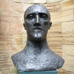 In Memoriam II - by Elisabeth Frink