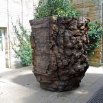 Bowl with Mounds - by Ursula von Rydingsvard
