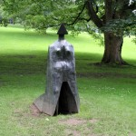 Cloaked Figure - by Lynn Chadwick