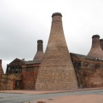 Gladstone Pottery Museum - at Stroke-on-Trent [ England]