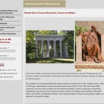 2013: AIC: Interpretive Resource