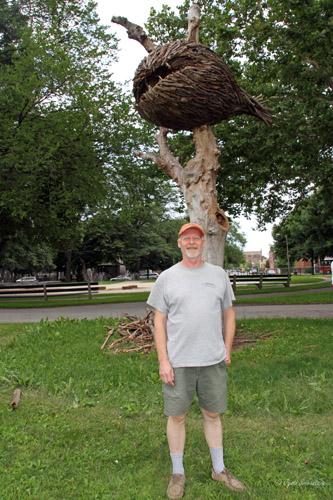 Marc Schneider in S. Bessemer Park