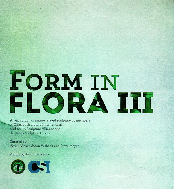2012 Catalogue: Form in Flora - III
