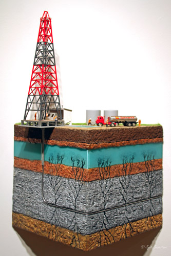Fracking - by Victoria Fuller